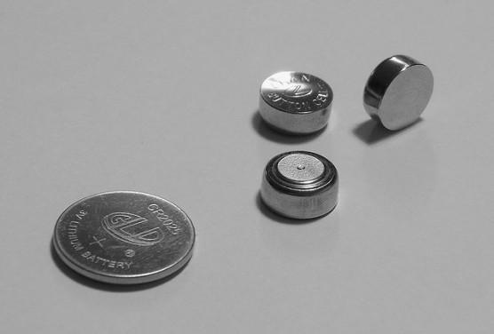 ボタン電池の誤飲は危険 (2)