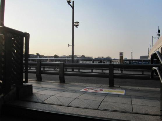 下御隠殿橋への行き方 (2)