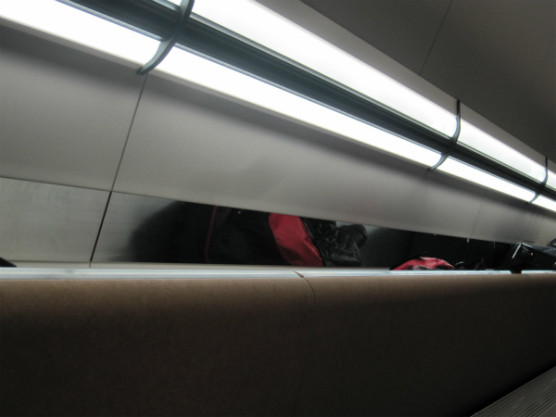 E7系北陸新幹線乗車レビュー (1)