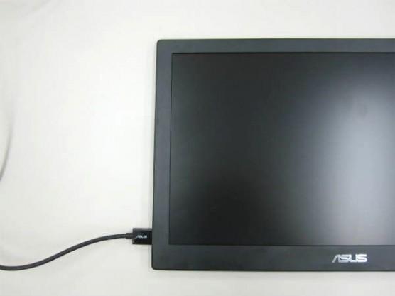 ASUSモバイル液晶モニターMB168B (10)
