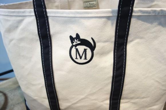 L.L.Beanのトートバッグのイニシャル刺繍「モノグラム」の新しいバージョン紹介 (17)