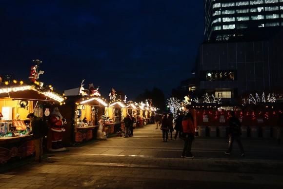 2015年東京スカイツリーのクリスマスプロジェクションマッピング (22)