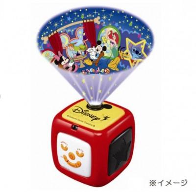 ディズニーキャラクターズ 天井いっぱい!!おやすみホームシアター