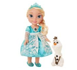 トイザらス限定 アナと雪の女王 きらきらミュージカルエルサ