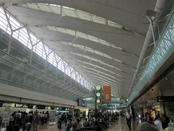 羽田空港国内線第2ターミナル (1)