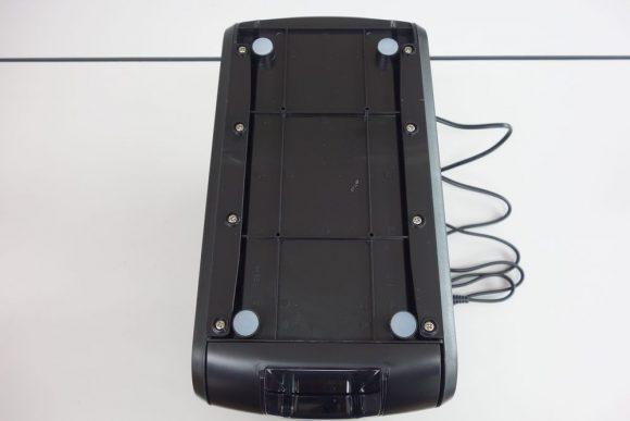 コクヨの省スペースシュレッダーKPS-X80の大きさ. (1)