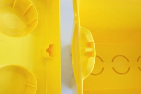 レゴ クラシック 黄色のアイデアボックス プラス 10696のボックス詳細 (4)