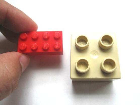 普通のレゴとデュプロの組みあせ (7)