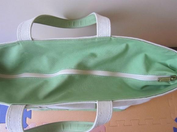 l.l.beanのトートバッグの写真2