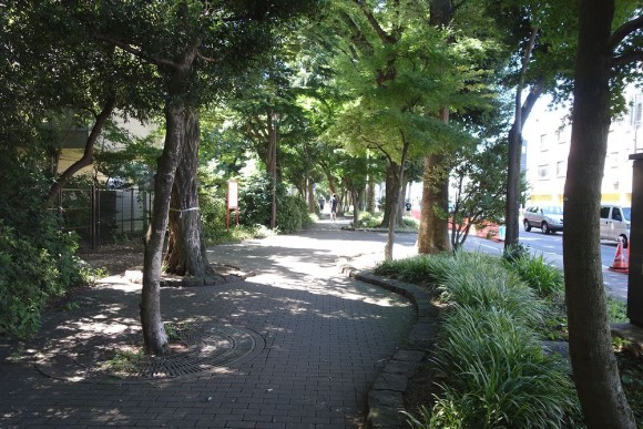 三鷹の森ジブリ美術館への行き方 (4)